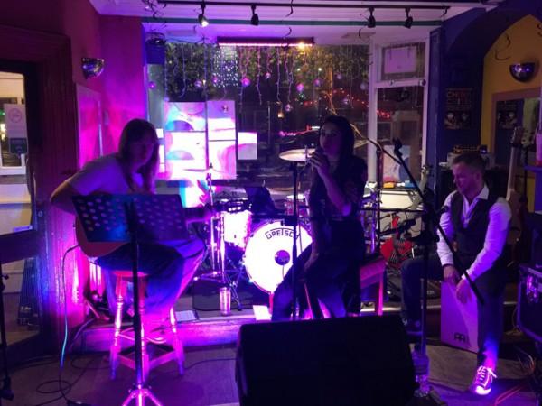 Dexter Acoustic Set Granvilles 2